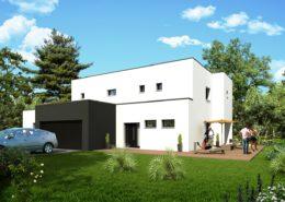 Maison de 202,41 m2