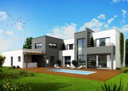 Maison de 234,76 m2