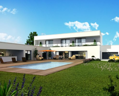 Maison de 362,54 m2