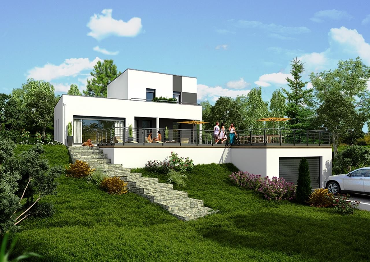 Maison de 110,48 m2