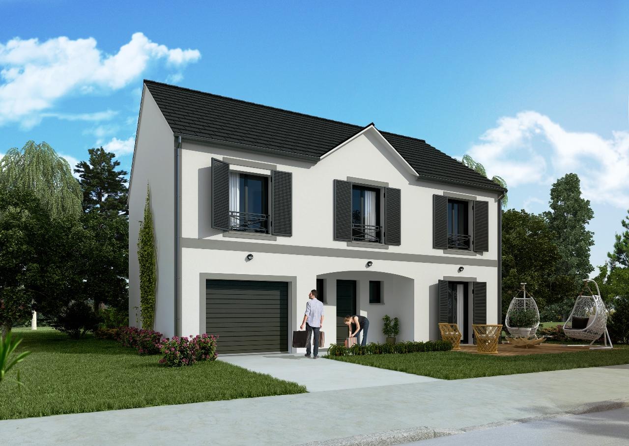 Maison de 129,61 m2