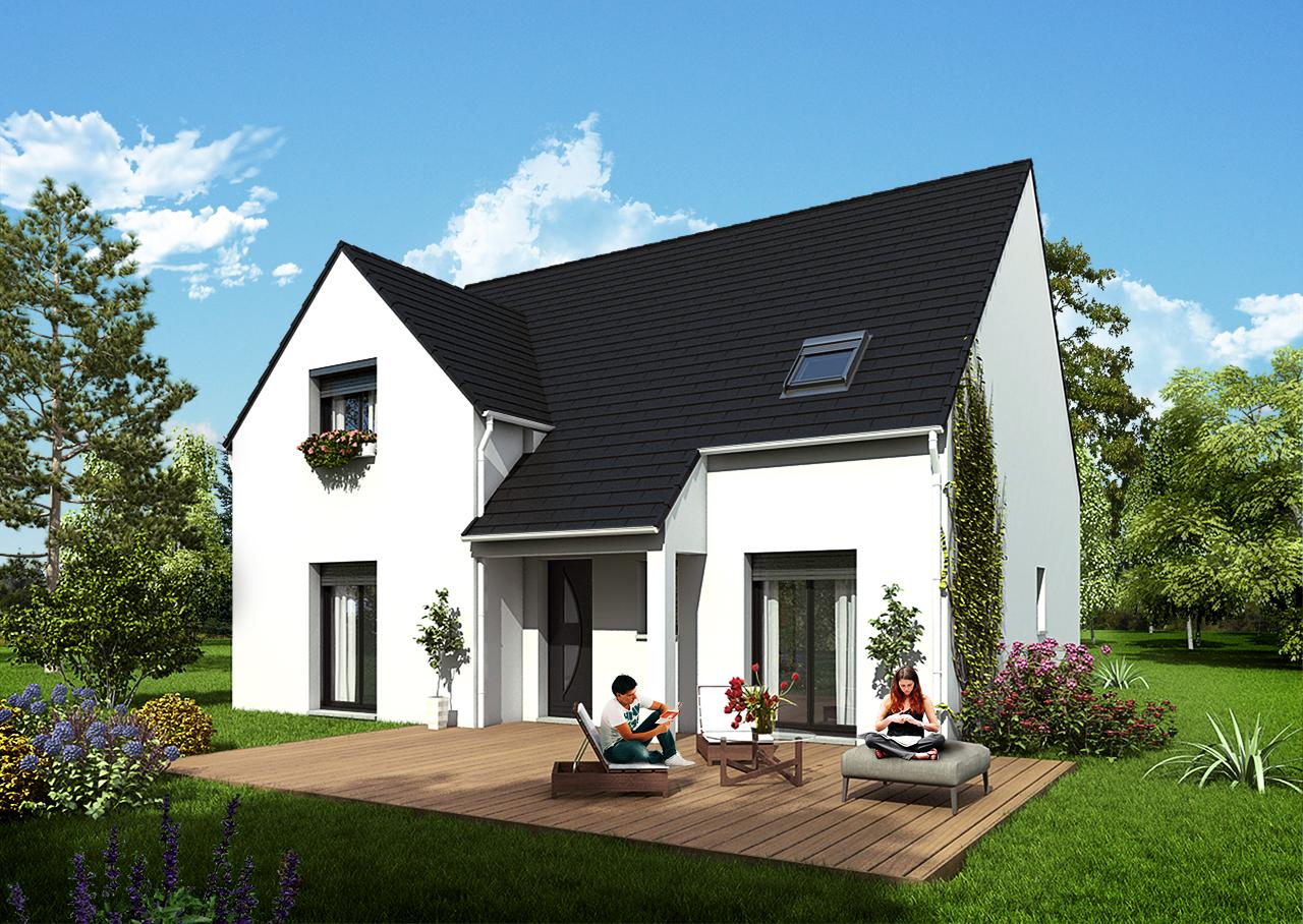 Maison de 129,95 m2