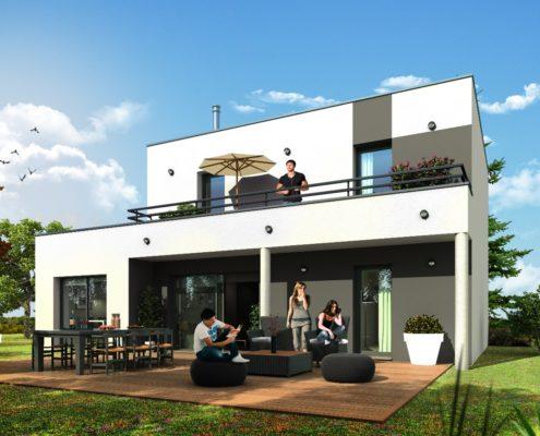 Maison de 130,15 m2