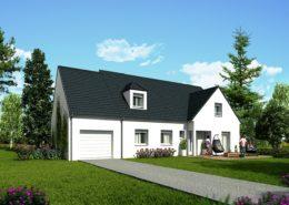 Maison de 132,78 m2