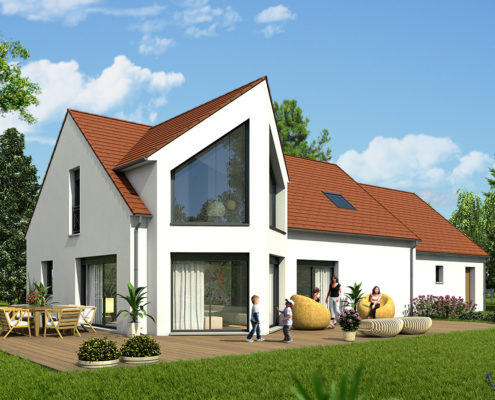 Maison de 156 m2